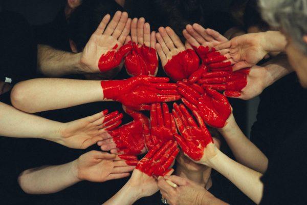 Warm hart voor goede doelen